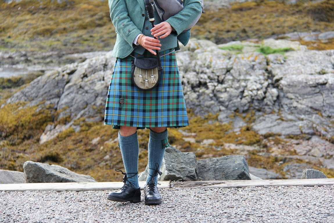 Revealing The Advantages Of Wearing Men's Kilts